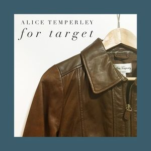 ALICE by Temperley Jackets & Blazers - Alice Temperley [for Target] leather jacket