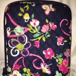 Vera Bradley Accessories - Vera Bradley iPad zip-up sleeve