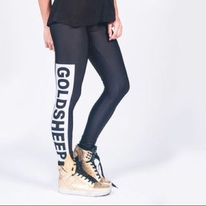 Goldsheep Leggings