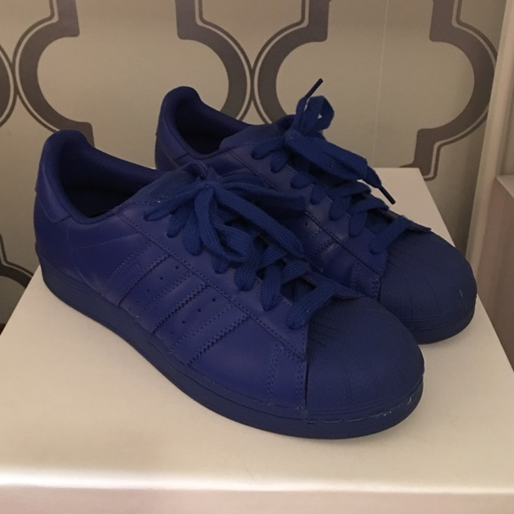 competitive price 6d510 447e3 adidas Other - Pharell super color Superstars