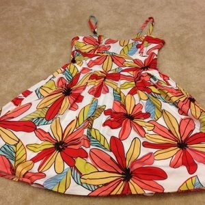 Aryeh Dresses & Skirts - Aryeh brand floral side zipper dress.