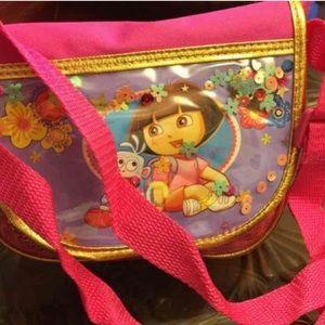 Other - Limited edition Dora the Explorer girls handbag