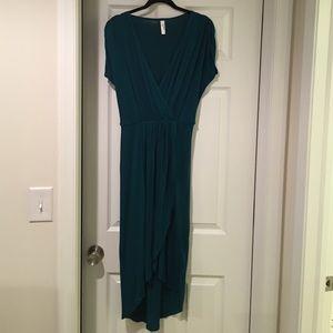Loveappella Dresses & Skirts - Loveappella asymmetrical dress