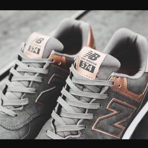 Shoes - New Balance Precious Metals