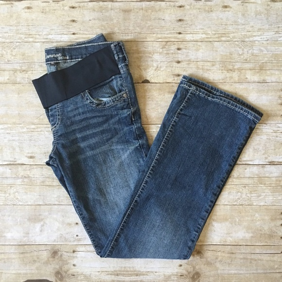 Low Panel Maternity Jeans Medium from Simply elegant's closet on ...