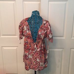 OndadeMar Other - Beautiful print paisley coverup