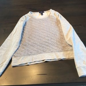 Gap factory Other - GAP factory quilted sweatshirt