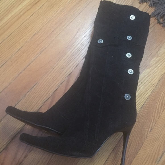 casadei casadei boots one day sale from gigi 39 s closet on poshmark. Black Bedroom Furniture Sets. Home Design Ideas