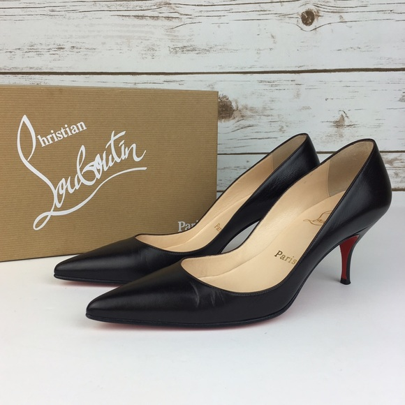 49339d67083 Christian Louboutin Shoes -  Christian Louboutin  Horatio Pumps Brown 37.5
