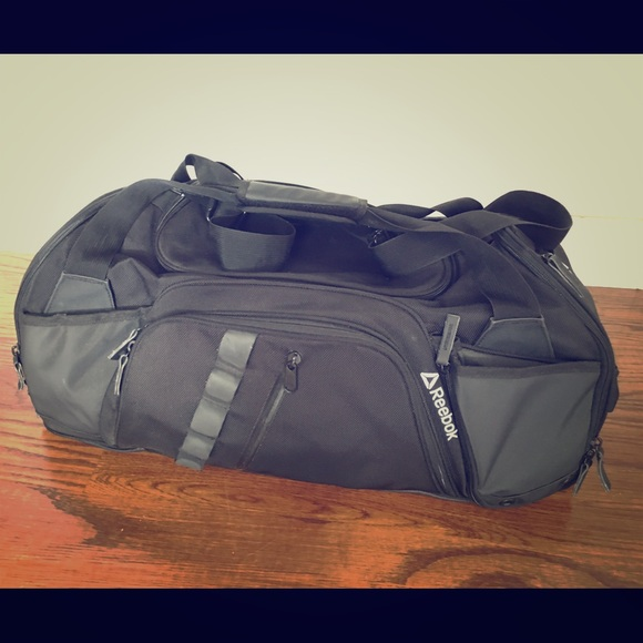01153088 Reebok Duffle Bag