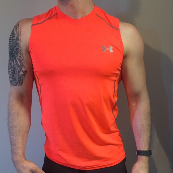 552c6684e70e8 M 57965d7ff739bc56b60088f5. Other Shirts you may like. Men s Underarmour  Fitted tank