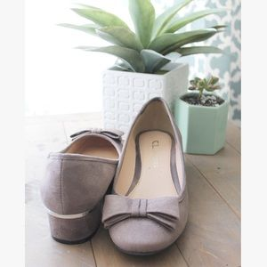 Chinese Laundry Bethanie Bow Heeled Flats