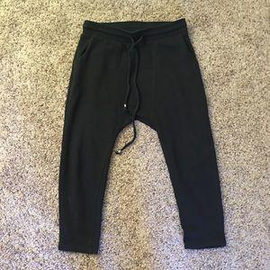 Forever 21 Cropped Harem Pants