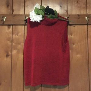 5 for $25 bundle. Red Turtle Neck Top