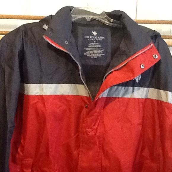 Polo Association Men/'s Basic Vest Zip Front Hooded Jacket U.S