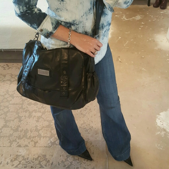 Wendy Bellissimo - HUGE Crossbody Messenger Bag from Tammie's ...
