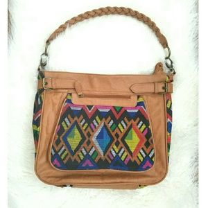 Aldo Tribal Print Bag