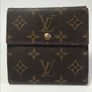 % Authentic Vintage Louis Vuitton Wallet