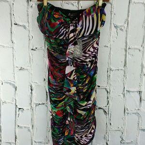 Alberto Makali Dresses & Skirts - 💞SALE💞 Alberto Makali Multi Color Dress