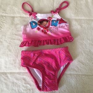 Nickelodeon Other - Nickelodeon 2 piece swimsuit 12 months