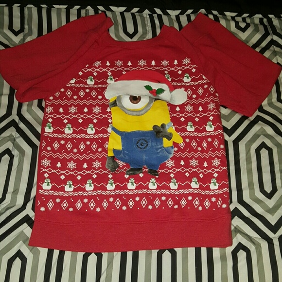 minion christmas sweater - Minion Christmas Sweater