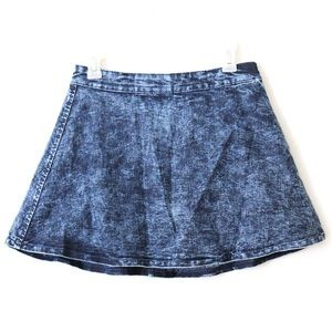 Special A Dresses & Skirts - New without tags Denim circle skater skirt