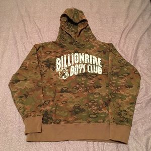 Billionaire Boys Club Other - Billionaire Boys Club camo hoodie