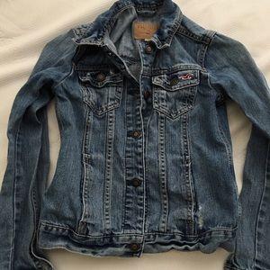 Hollister Denim Jacket XS