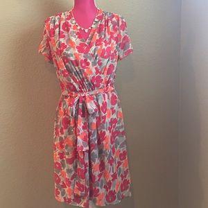 DKNYC Dresses & Skirts - DKNY Floral Dress