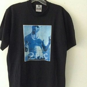 ProClub Other - Black Tupac Shaker Shirt