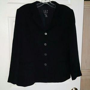 Black i.n.c. blazer