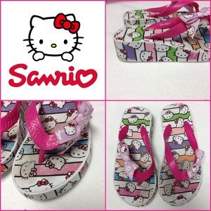 Sanrio Hello Kitty Sandals