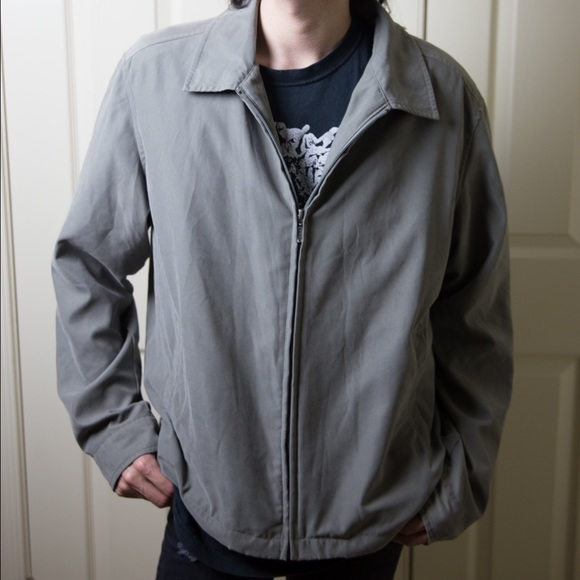 Claiborne Jackets & Coats - Waterproof Rain Resistant Olive Green Jacket Mens