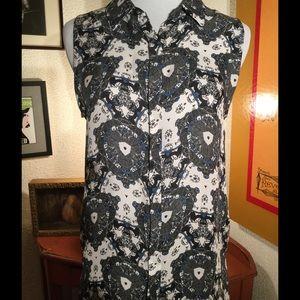 A.L.C. Tops - Stunning 100% Silk A.L.C. shirt