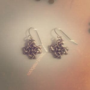 Jewelry - silver earrings