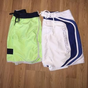 Bundle swimsuits