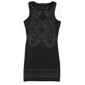Topshop Dresses & Skirts - Topshop Studded Bodycon Dress