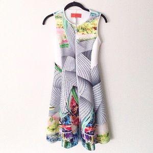 Clover Canyon Dresses & Skirts - Clover Canyon Sculpture Garden Dress