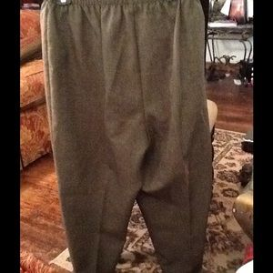 Pants - Greenish brown Pants