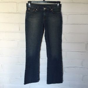 Lucky Brand Denim - DONATING Lucky Brand Mid Rise Flare By Montesano