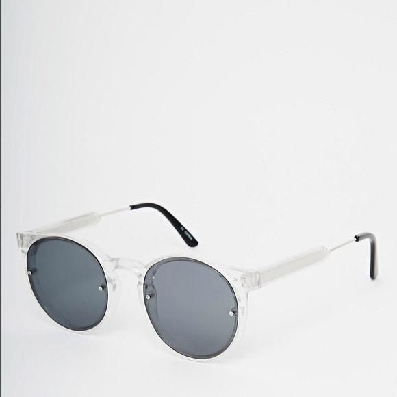 af70453b6e Asos Accessories - Spitfire England Post Punk Round Sunglasses