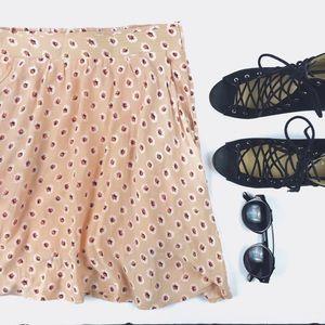 Maison Jules Dresses & Skirts - Maison Jules Print Skirt