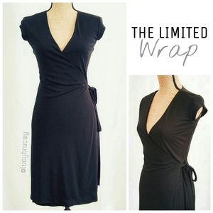 The Limited Perfect Fit Wrap Dress