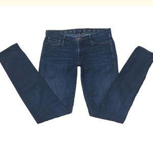 Earnest Sewn Denim - Earnest Sewn Zipper Ankle Skinny Jeans