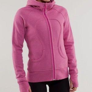 lululemon athletica Tops - Lululemon sparkly pink hoodie