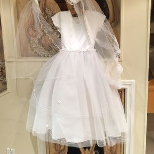 Us Angels Other - US ANGELS white special evenig dres