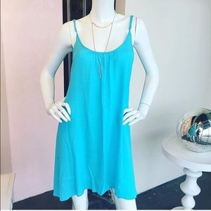 Elan Dresses & Skirts - Elan Aqua dress