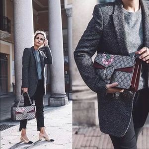 Zara Jackets & Blazers - Zara Long Fancy Blazer