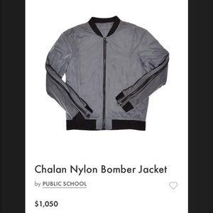 Public School Other - Public School Bomber Jacket