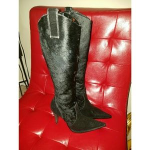 Luichiny leather boots sz.9